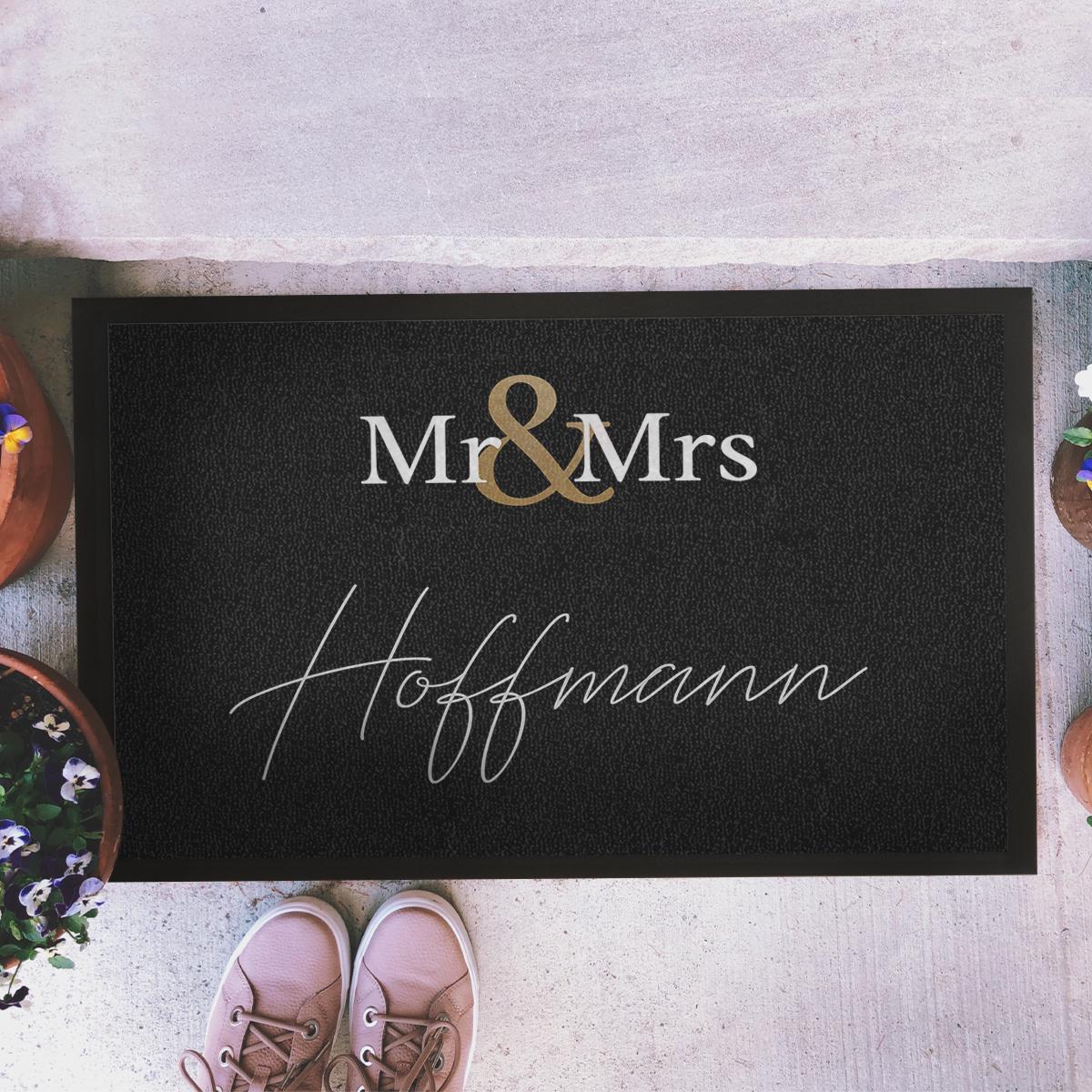 LEOLY   FUSSMATTE   MR AND MRS II